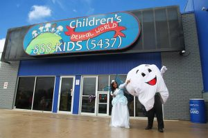 Children's Dental World Pembina